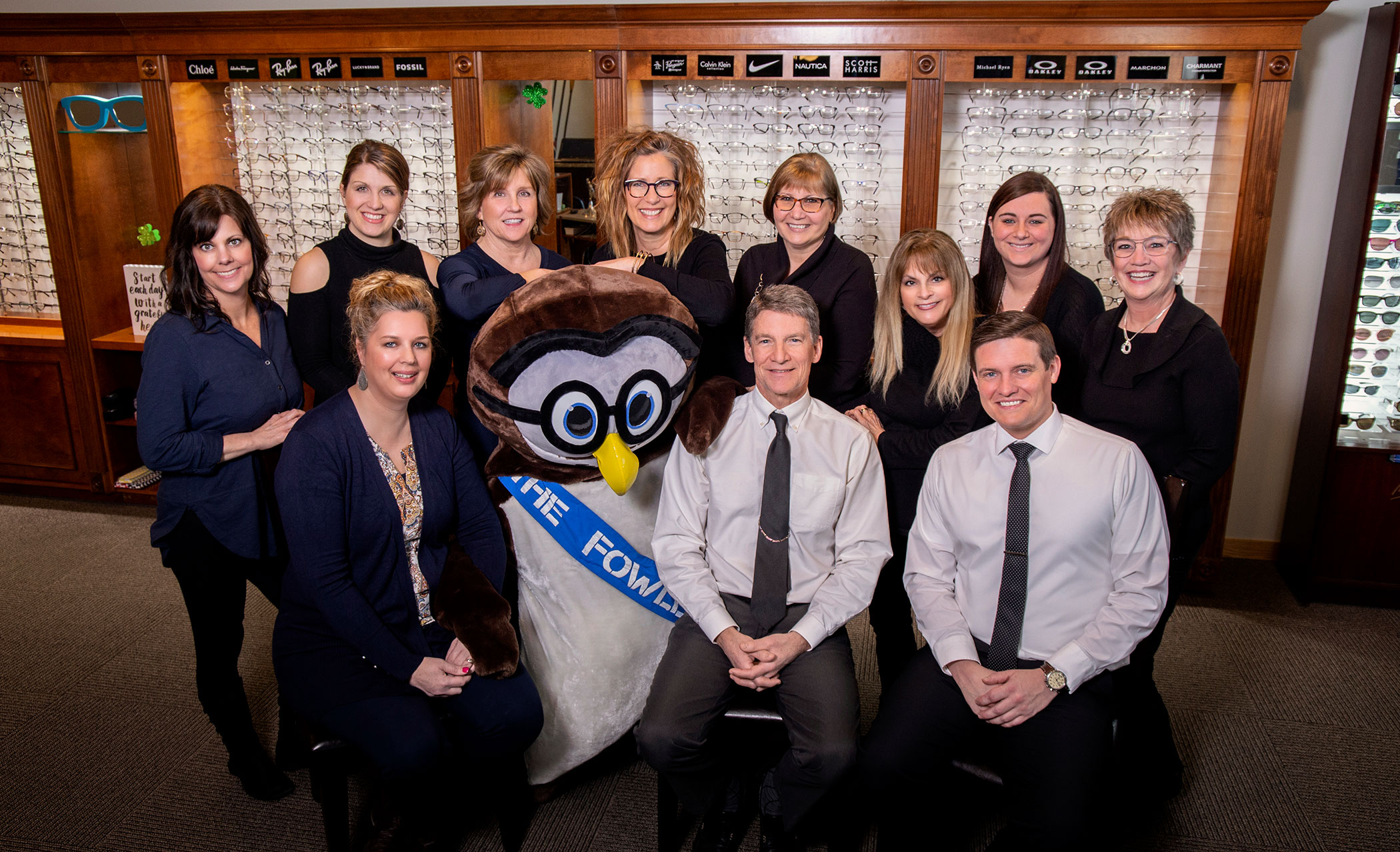Care Team at Fowle Eyecare